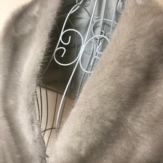 ゴージャス感たっぷり暖かい毛皮ショール