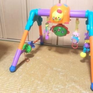 ベビージム 赤ちゃん おもちゃ
