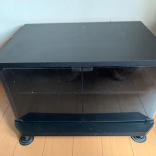 テレビ台 (黒)