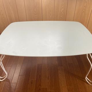ニトリ 折り畳みテーブルの画像