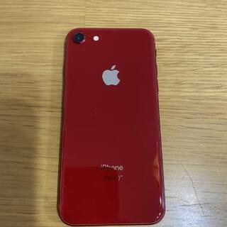 iPhone8 64GB dSIMフリー レッド
