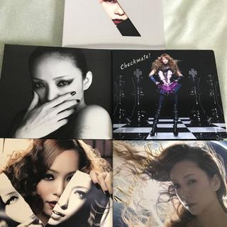 【安室奈美恵】アルバム5枚CD+DVD ★値下げ★2,000円状態良