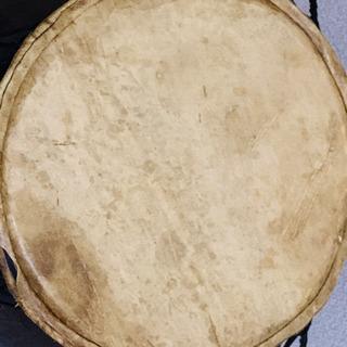 ガーナアフリカンドラム 打楽器 太鼓 パーカッション - 売ります・あげます
