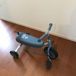 【美品/箱付】d-bike 三輪車 Disneyバージョン