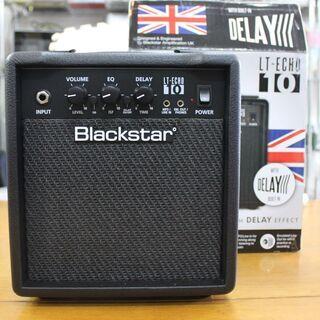Blackstar LT-ECHO 10 小型ギターアンプ ブラ...