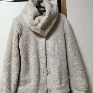 サイズ9号 もこもこジャケット
