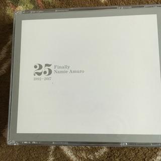 安室奈美恵    Finally DVD付き