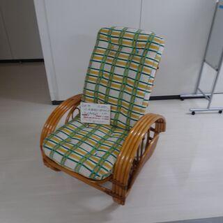 ラタン安楽椅子(R209-39)