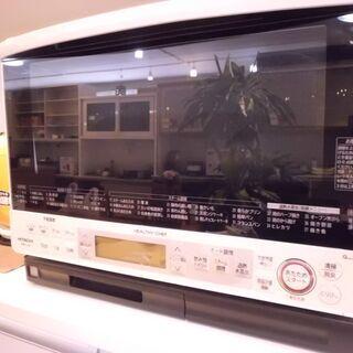 【中古品】HITACHI 日立 オーブンレンジ MRO-LS8 ...