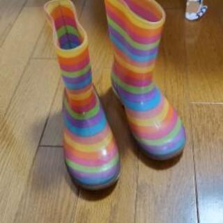 長靴 18cm