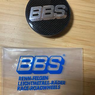 bbs センターキャップ カーボン