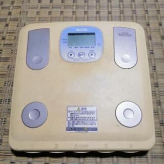 TANITA⚫タニタ⚫体重計⚫電池部ジャンク⚫