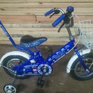 トミカ 子供用自転車 お話し中