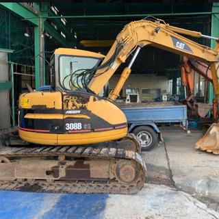 新入庫 建設機械 ユンボ