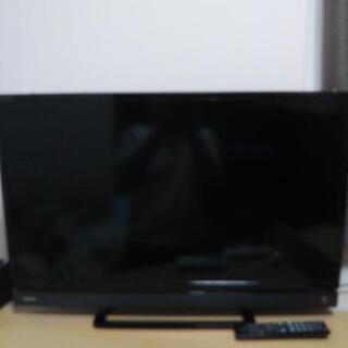 32型液晶テレビです。