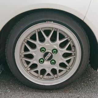 BBS VW純正 14インチ 6.5j