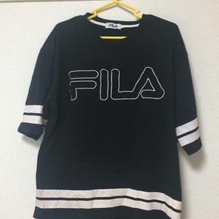 【古着】FILA (Lサイズシャツ)