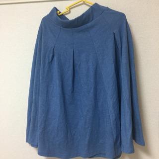 【古着】LOWRYSFARM ロングスカート(freeサイズ)