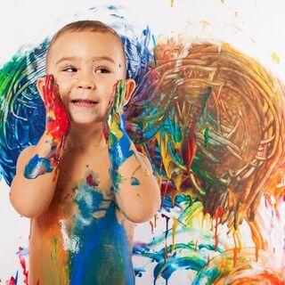 【10/17】 外国人アーティストと自宅で英語アートを楽しもう!...