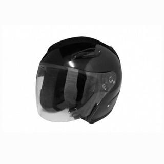 試着のみ エアロフォルムジェットヘルメット   Lサイズ …