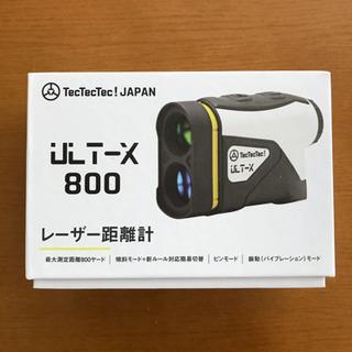 【新品未使用】ULT-X800 レーザー距離計 TecTecTe...