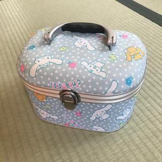 【値下げ】シナモロール メイクボックス