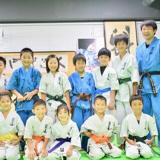 空道(空手×柔道)大道塾総本部道場  4歳から始める武道教育