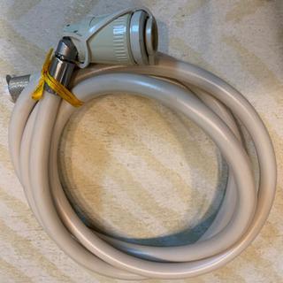 都市ガス 13A用 7.56KW以下 ガスホース 2M 自在L型