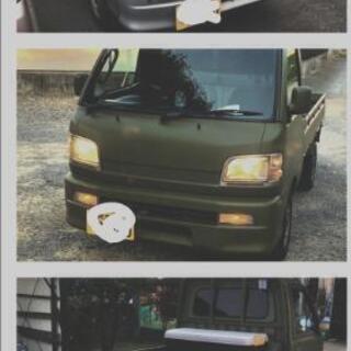 軽トラ ハイゼット トラック
