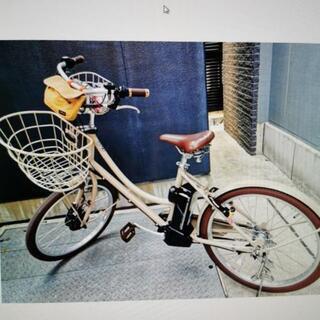 BRIDGESTONE 電動アシスト自転車イルミオ 24