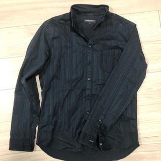 HIDAWAYS  NICOLE  シャツ 黒 サイズ 50