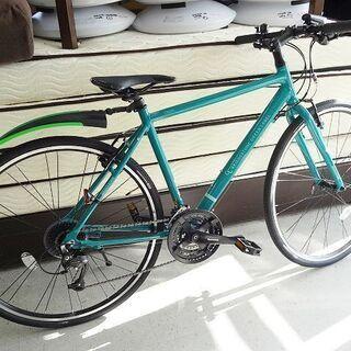 【恵庭】BRIDGESTONE/ブリヂストン クロスバイク CY...