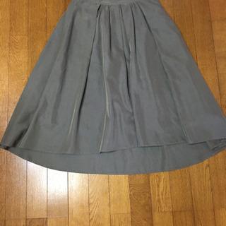 コラージュ フレアスカート