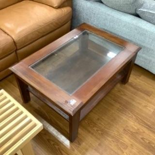【トレファク南浦和】 ローテーブル ブラウン