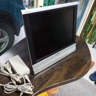 (物々交換希望)液晶TV+地デジチューナーセット