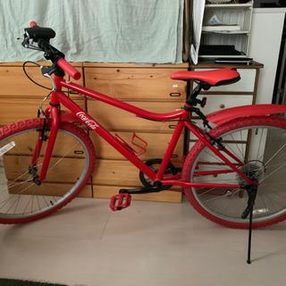 【ネット決済】コカコーラオリジナルバイク