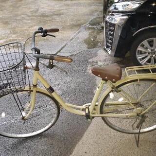27インチ 自転車【⠀取引中】の画像