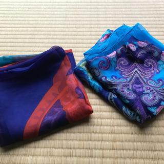 新品スカーフ 10/14の画像