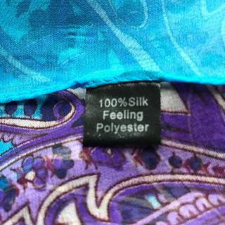 新品スカーフ 10/14 - 服/ファッション