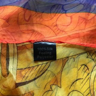 新品スカーフ 10/14 - 売ります・あげます