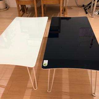 ロフト テレビ台  コーヒーテーブル ローテーブル 折り畳みテーブル