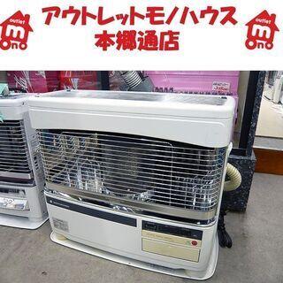 札幌 床暖 FF式ストーブ 2010年製 コロナ UH-F701...