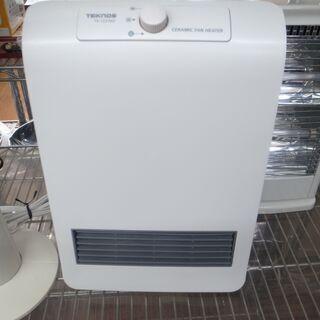 テクノス セラミックファンヒーター TS-123 2012年製【...