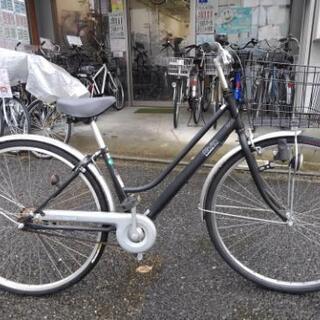 中古自転車1176 27インチ ギヤなし ダイナモライト