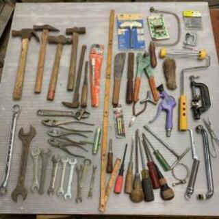 道具や工具【現金買い取り】します