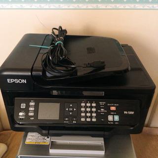 EPSON PX-535F 複合機 ¥5000-‼️