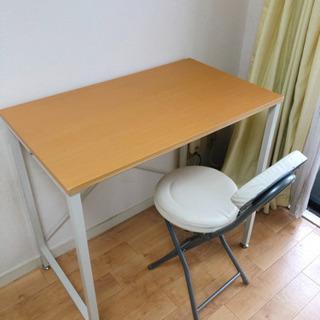 机、椅子セット あんしん決済用