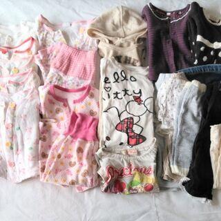 ★子供服 24点★ 女の子 冬春物 【サイズ80】 ※プチバトー...
