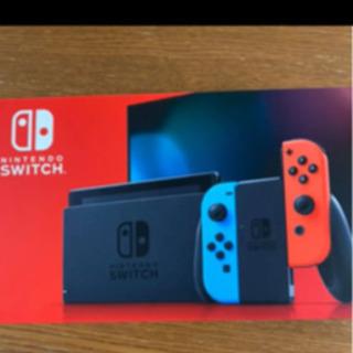 任天堂 Switch 新品未開封