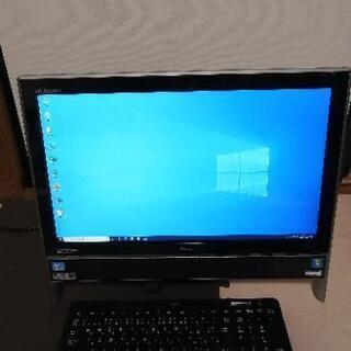 NECデスクトップ SSD Win10 corei7 メモリ8GB